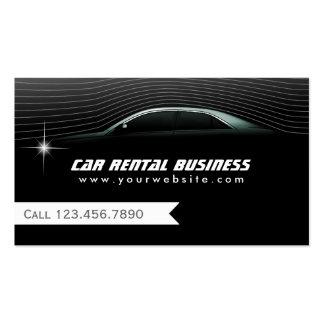 Tarjeta profesional de la empresa de servicios del tarjetas de visita