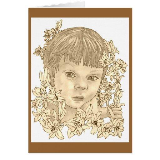 Tarjeta querida de Lili