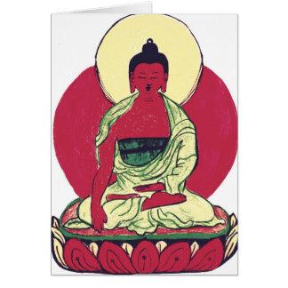 Tarjeta roja de Buda
