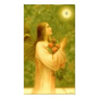 Tarjeta santa: Pan de ángeles Tarjetas De Visita