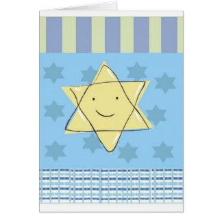 Tarjeta: Tarjeta de Hanukah por Kim Y.