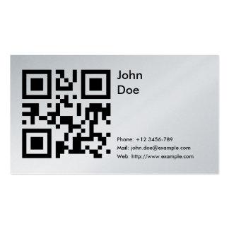 Tarjeta (teléfono, correo electrónico, tela) tarjetas de visita