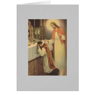 Tarjeta total santa