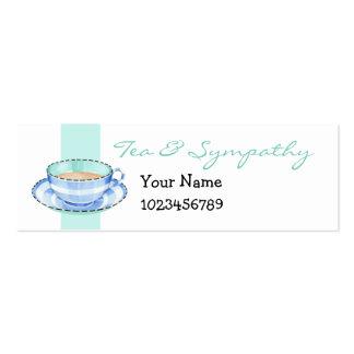 Tarjeta verde blanca de la pequeña empresa de la t plantillas de tarjeta de negocio