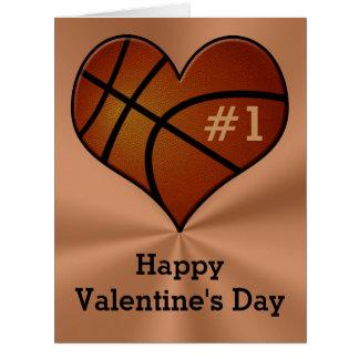 Tarjetas adaptables del el día de San Valentín del