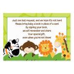 Tarjetas brillantes de la petición del libro del tarjetas de visita grandes