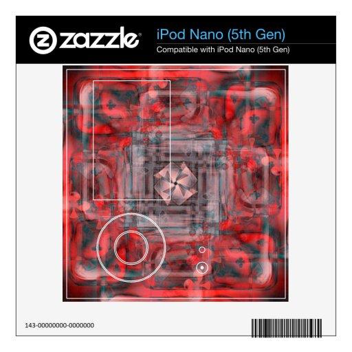 Tarjetas Calcomanías Para iPod Nano