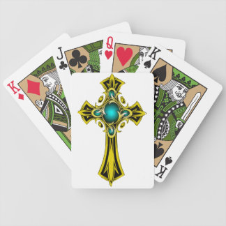 tarjetas cruzadas barajas