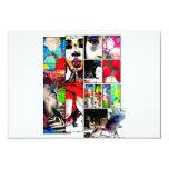tarjetas de b invitación 8,9 x 12,7 cm