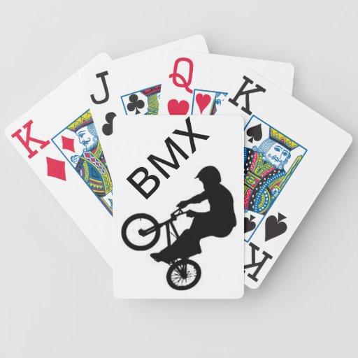 Tarjetas de BMX Baraja Cartas De Poker