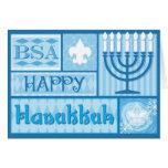 Tarjetas de BSA/Happy Hanakkah
