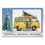 Tarjetas de Campmobile Van Camper Holiday