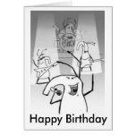 Tarjetas de cumpleaños de las pulgas
