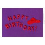 Tarjetas de cumpleaños de Red Hat -- Feliz cumplea