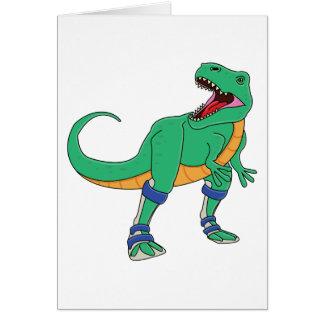Tarjetas de Dino AFO