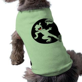 Tarjetas de DUDE'N-R1b, delantales, bolsos, materi Camiseta De Mascota