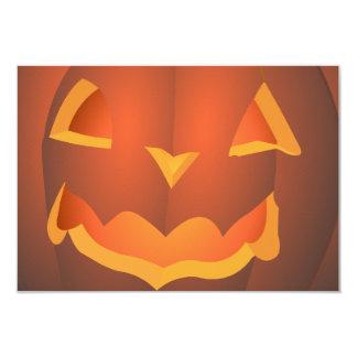 """Tarjetas de encargo de Halloween de las Invitación 3.5"""" X 5"""""""