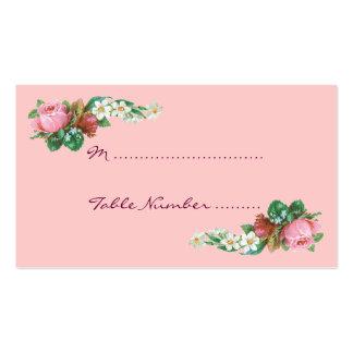 Tarjetas de encargo del capullo de rosa del