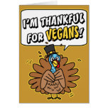 Tarjetas de felicitación agradecidas de Turquía