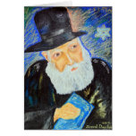 Tarjetas de felicitación de Chanukah - arte de Jud