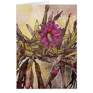 Tarjetas de felicitación de Epiphyllum