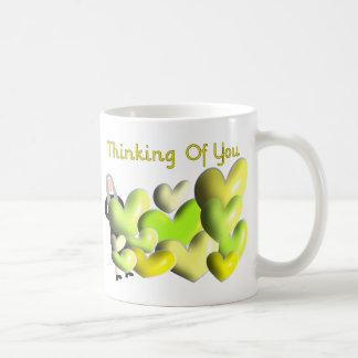 """Tarjetas de felicitación de la monja """"que piensan  taza de café"""
