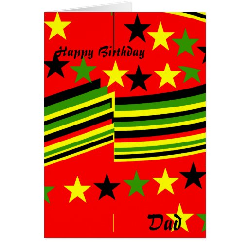 Tarjetas de felicitación del cumpleaños del papá