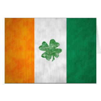 Tarjetas de felicitación del día de St Patrick