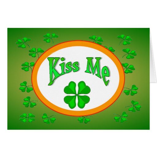 Tarjetas de felicitación del día del St Patricks