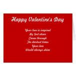 Tarjetas de felicitación del el día de San Valentí