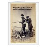 Tarjetas de felicitación del Victorian