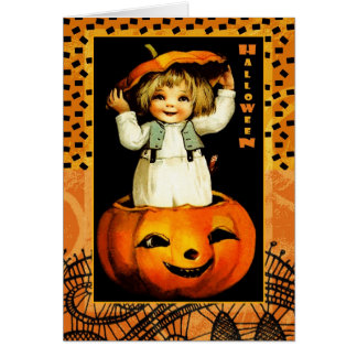 Tarjetas de felicitación divertidas de Halloween