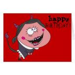Tarjetas de felicitación divertidas del cumpleaños
