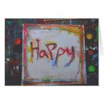 tarjetas de felicitación felices