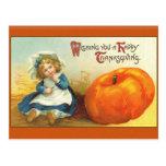 Tarjetas de felicitación lindas del arte de la acc tarjetas postales