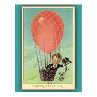 Tarjetas de felicitaciones de Pascua con el Tarjetas Postales