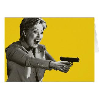 Tarjetas de Hillary