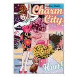 Tarjetas de Hon de la ciudad del encanto