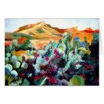 Tarjetas de la belleza del desierto