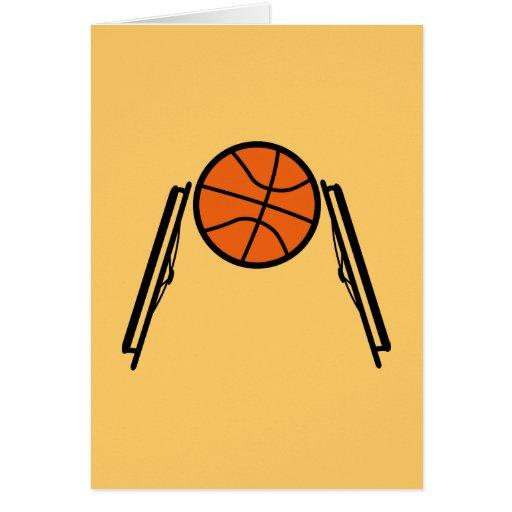 Tarjetas de la bola de la silla de ruedas