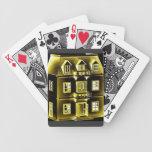 tarjetas de la casa baraja cartas de poker