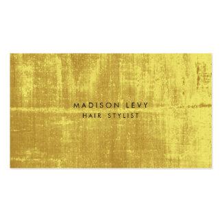 Tarjetas de la cita del estilista del salón de tarjetas de visita