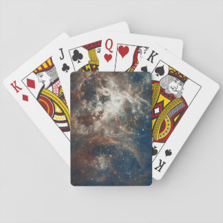 Tarjetas de la estrella baraja de póquer