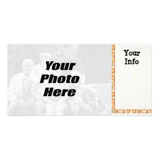 ¡Tarjetas de la foto de la jirafa - lindas para lo Tarjeta Con Foto Personalizada