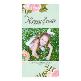 Tarjetas de la foto de Pascua Tarjetas Fotograficas Personalizadas