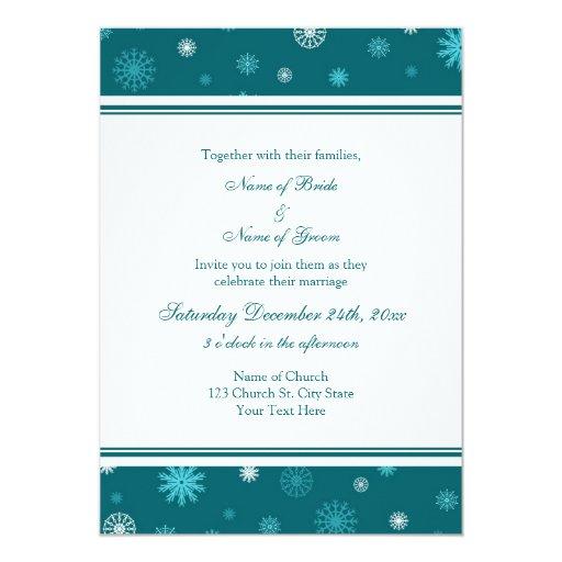 Tarjetas de la invitación de la foto del boda del