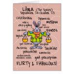 tarjetas de la palabra del zodiaco - libra