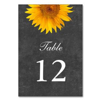 Tarjetas de la tabla del boda de la pizarra del