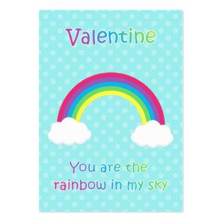Tarjetas de la tarjeta del día de San Valentín del