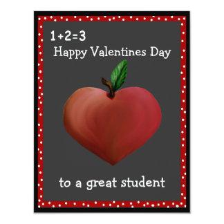 Tarjetas de la tarjeta del día de San Valentín del Anuncio
